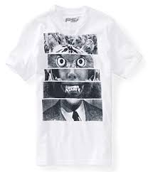 Amazon Com Aeropostale Boys Stacked Faces Graphic T Shirt