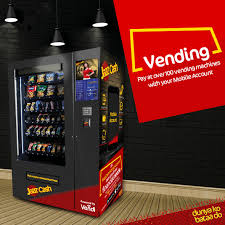 Nearest Vending Machine Gorgeous Vending JazzCash