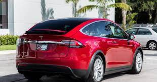 Used 2017 Tesla Model X 100d For Sale 84 900 Marino Should You Buy A Certified Preowned Used Car Truck Or Suv Save Big M Tesla Model X Tesla Suv Suv Prices