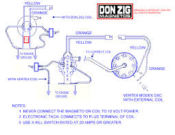 magneto coil drag racing models model cars magazine forum draw wiring both 2 gif