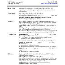 Sample Resume Of Maintenance Mechanical Engineer Fresh Resume Sample