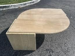 post 1950 slab coffee table vatican