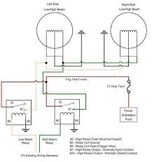 wiring diagram for relay for headlights the wiring diagram putting headlights on relay team camaro tech wiring diagram