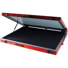 drytac hgp260 hot press heated glass top vacuum press 35 x 47