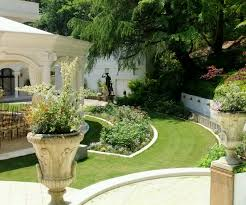 New Home Designs Latest: Modern Homes Garden Designs Ideas