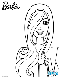 Barbie Drawing Pages At Getdrawings Free For Personal Use Coloring