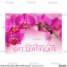 certificate beauty gift certificate template beauty gift certificate template um size beauty gift certificate