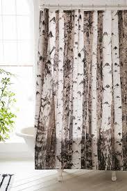 Girls Stripe Bedroom Waterproof Polyester Fabric Font Shower ...