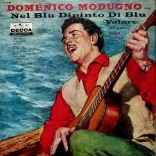 Domenico Modugno -( Volare ) Nel Blu Dipinto Di Blu 1958 – Jonica Radio