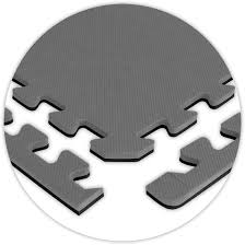 interlocking foam floor with detachable borders foam floor tile close up
