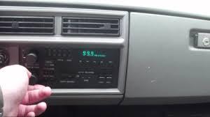 1994 Chevrolet S10 Blazer Tahoe 4-door 4x4 walkaround - YouTube