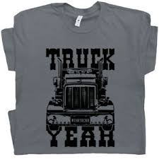 Details About Truck Yeah Tee Shirt Mother Trucker Hat Vintage Mack Mudflap Pinup Girl Graphic