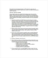 Nonprofit Business Plan Template Free 8 Nonprofit Plan Examples Samples In Pdf Google