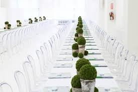 Moss Balls Wedding Decor Simple Moss Balls Wedding Decor Fascinating A Green Affair Decorating With