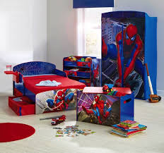 Boys Spiderman Bedroom Ideas