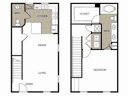 guest house floor plans. 1 Bedroom Home Floor Plans Beautiful Guest House Design