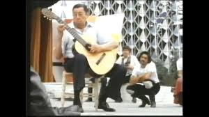 Atahualpa Yupanqui interpreta La Nadita en vivo en el escenario de Cosquín  - YouTube
