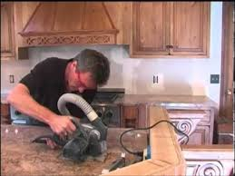 watch how to install granite countertop good diy concrete countertops