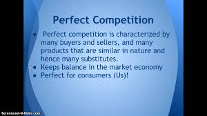 monopolies oligopolies and perfect competition monopolies oligopolies and perfect competition
