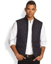 Barbour Lowerdale Quilted Vest | Where to buy & how to wear & ... Barbour Lowerdale Quilted Vest ... Adamdwight.com