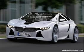bmw latest sport car model