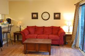 Red And Beige Living Room Living Room Colors With Red Sofa