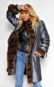 mink furs reversible sable color royal saga mink fur coat by gimas furs