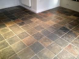 Slate Tile Kitchen Floor Floor Restoration Stone Cleaning And Polishing Tips For Slate Floors