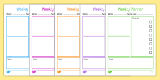 Teacher Weekly Planners Weekly Teacher Planner Usa America Weekly Planner Planner Teachers
