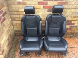 ford focus st 170 recaro leather seats breaking spares heated electric