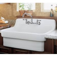 american standard country sink. American Standard 9062008020 Country Kitchen Sink With Centers White Heat Single Bowl Sinks Amazoncom Inside
