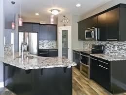 examples of granite countertops in kitchens granite