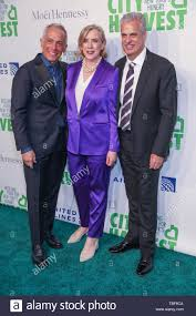 36th annual City Harvest: The 2019 Gala presents 'Electric Rock' held at  Cipriani 42nd Street hosted