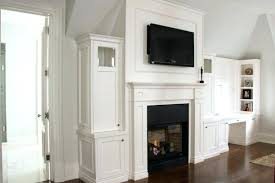 built in tv cabinet built in cabinet over fireplace 3 fireplace built ins build tv wall