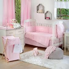 pink elephant patchwork crib bedding set 4pc bedding set extra 1 per