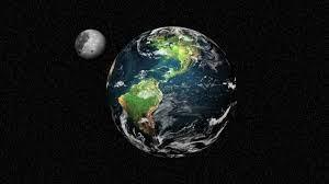 Earth and Moon Wallpaper - KoLPaPer ...