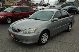 2005 Toyota Camry LE | Kidron Kars