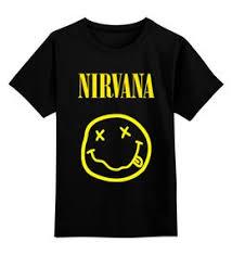 """Детские футболки c стильными принтами """"kurt cobain"""" - <b>Printio</b>"""