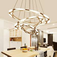 luxurious lighting. Luxurious LED Ring Modern Chandelier - Multi-Layer Pendant Light At Lifeix Design Lighting N