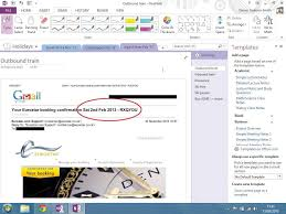 Onenote Templates 2013 How To Use Microsoft Onenote To Organise Your Minutes Memos