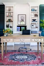 wallpapered office home design. Contemporary Home Office Decor: Http://www.stylemepretty.com/living Wallpapered Design W
