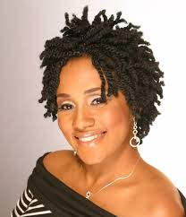 Black Woman Hair Style short nubian twist hairstyles sealin twists ends black hair 6497 by wearticles.com