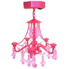 pink locker chandelier home decor lighting ideas