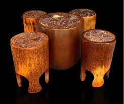 palm tree furniture. Contemporary Furniture Palm Tree Furniture From Indonesia  Chair Dan Table In N