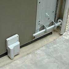 door security garage door security sensor