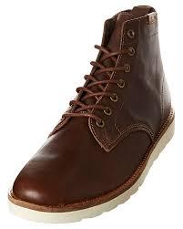 brown mens footwear vans boots vn 0xt3l3dbrn
