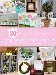 20 spring decor ideas