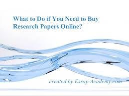 what to do if you need to buy research papers online  research papers online powerpoint templates page 1 powerpoint templates what to do if you need to buy