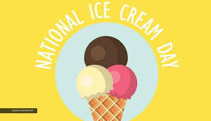 Sunday is national ice cream day, and we're warning you ahead of time so you can go grab your favorites. Is Today National Ice Cream Day Know All About The Day And How It Is Celebrated