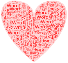 Microsoft Word Hearts Word Heart Magdalene Project Org